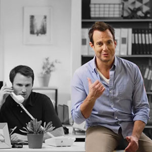 will arnett timyo is a real game changer